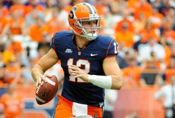 Ryan Nassib, the next franchise QB for...